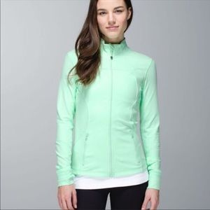 Lululemon Mint Define Jacket Size 10